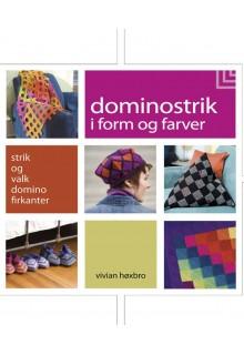 Dominostrik i form og farver