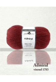 "Admiral ""vinrød"""
