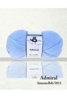 """Admiral """"himmelblå"""""""