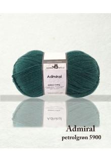 """Admiral """"petrolgrøn"""""""