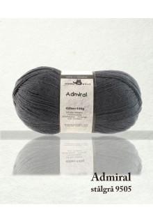 """Admiral """"stålgrå"""""""