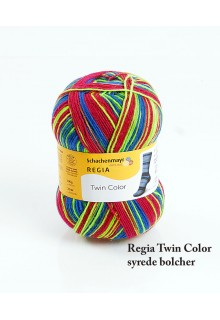 Twin Color - syrede farver