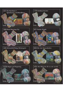 Opal Hundertwasser II 6 tråds