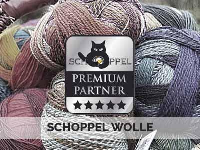 Schoppel Wolle - garn sortiment