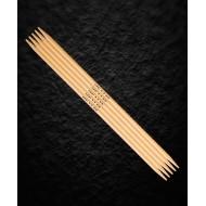 Addi Strømpestrikkepinde 20 cm i bambus