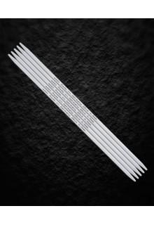Addi Strømpestrikkepinde 15 cm i aluminium