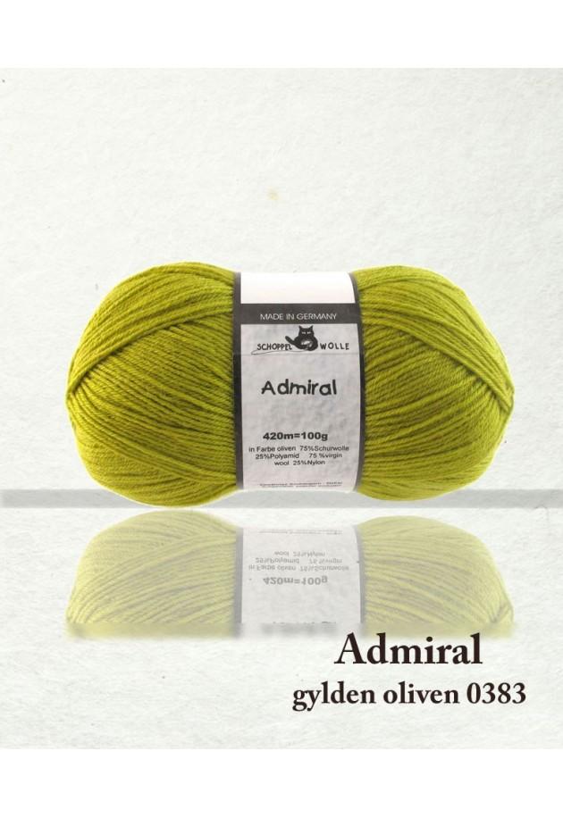 """Admiral """"gylden oliven"""""""