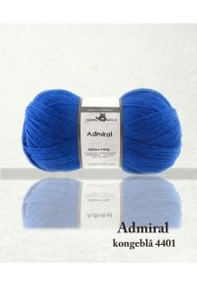 """Admiral """"kongeblå"""""""