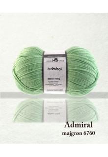 """Admiral """"majgrøn"""""""