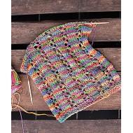 """Catania """"Halstørklæde"""" strikkekit"""