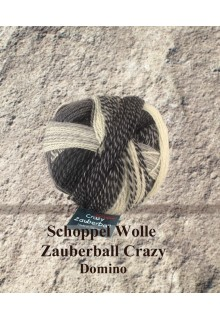 Strømpegarn Zauberball Crazy