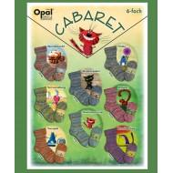 Cabaret - 6-trådet strømpegarn