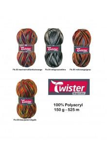 Twister Bingo Color
