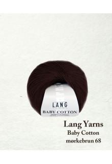 økologisk bomuld Baby Cotton den fineste kvalitet