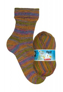 Opal Light sockyarn cones