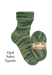 "Opal ""Safari"" 4-ply cones"
