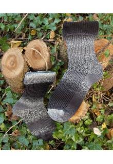 Strikkede Strømper Zauberball Schoppel Wolle