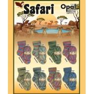 """Opal """"Safari"""" - vundet op fra spole"""