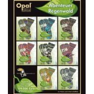 Abenteuer Regenwald 6-trådet