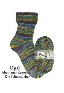 Opal Regenwald XII