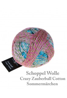 Crazy Zauberball Cotton