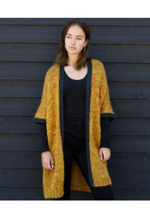 Kimono- strikkekit
