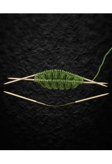 Strømperundpind CraSyTrio Addi Bambus