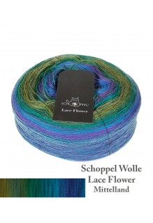 Lace Flower - merino