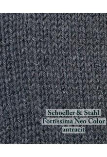 Fortissima Neo Color - strømpegarn