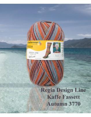 Strømpegarn Regia Design Line Special Edition til smukke strømper