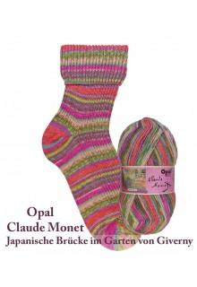 Strømpegarn Opal Monet