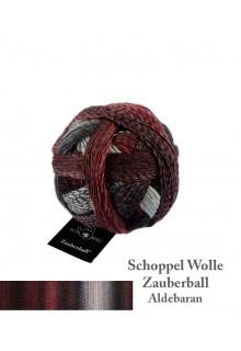 Strømpegarn Zauberball fra Schoppel Wolle