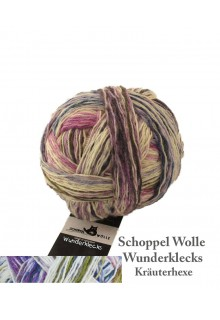 Wunderklecks Strømpegarn til sjove strikkede strømper