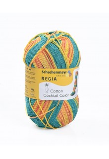 Regia Cotton  Cocktail Color
