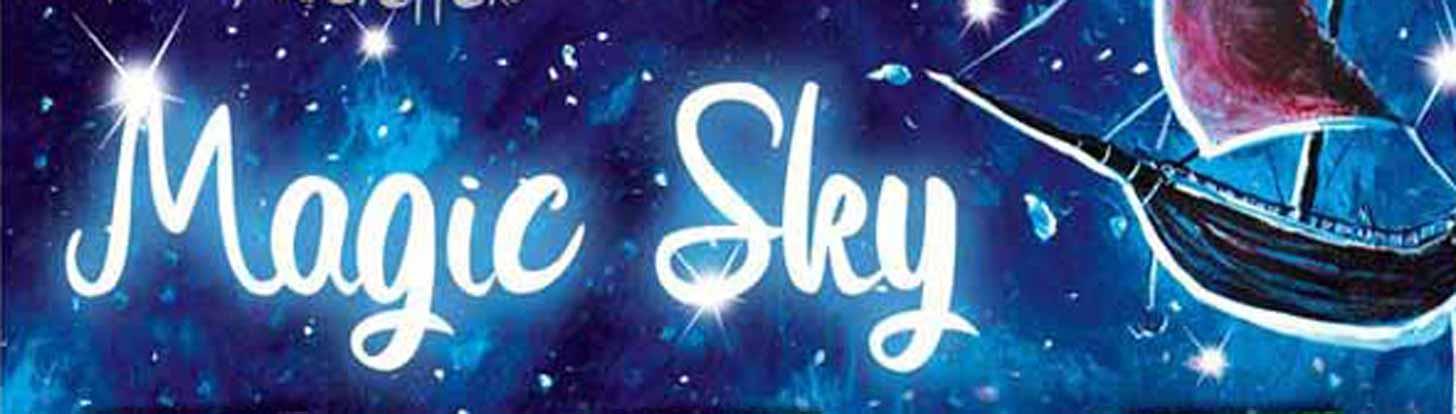 opal strømpegarn magic sky kategoribillede