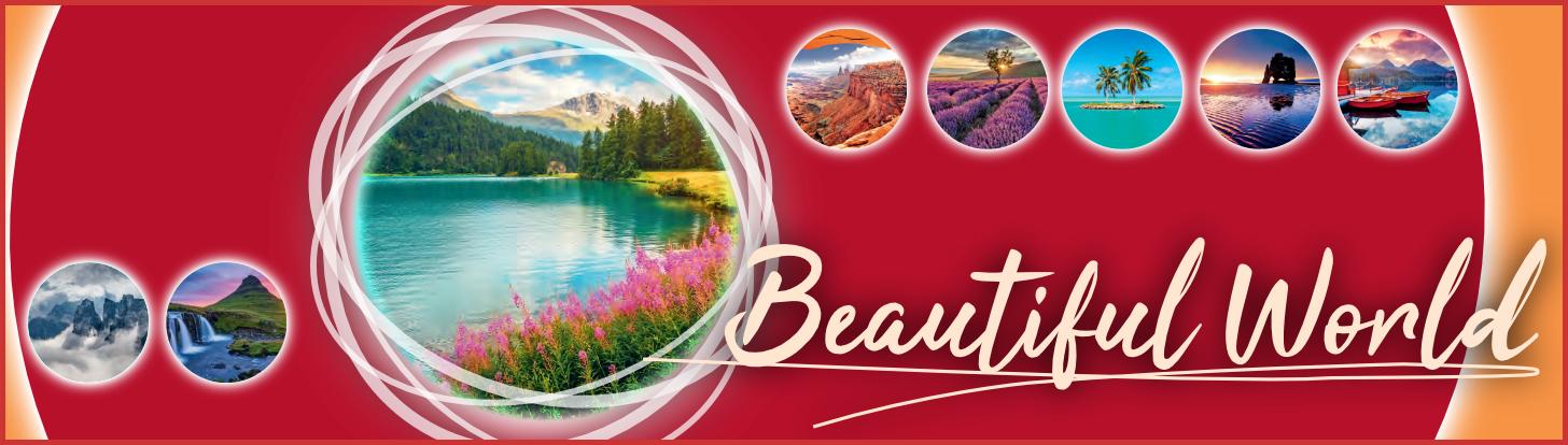 Opa Beautyfuld World strømpegarn