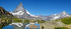 bomuldsbåndgarn sol fra bjergenes land Schweiz